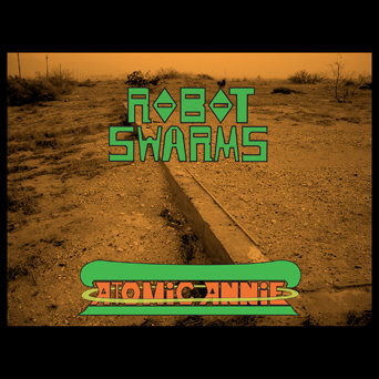 Robot Swarms Cover